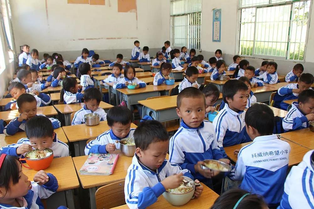 爱心再启航·善举耀希望—科威纳希望小学2019年爱心捐赠活动
