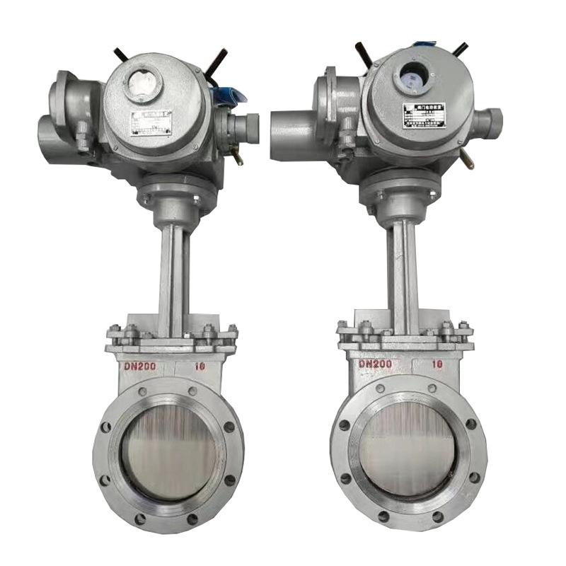 关于电动闸阀,气动闸阀几个特点和操作原理